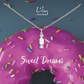 Lily Charmed Silver Sweet Pendant - Product number 1011324