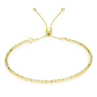 Buckley London Yellow Gold Tone Ridley Bracelet - Product number 1012045