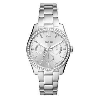 Fossil Ladies' Stainless Steel Bracelet Watch - Product number 1019228