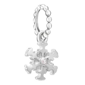 Chamilia Sterling Silver Petite Snowflake Charm - Product number 1031902