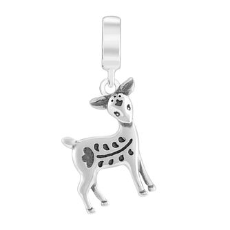 Chamilia Sterling Silver Oh Deer Charm - Product number 1032046