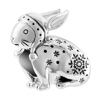 Chamilia Sterling Silver Snow Bunny Charm - Product number 1032127