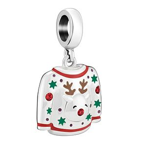 Chamilia Sterling Silver Reindeer Jumper - Product number 1032208