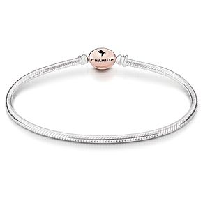 Chamilia Blush Oval Snap Bracelet Medium - Product number 1032356