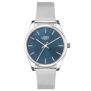 Limit Men's Stainless Steel Bracelet Watch - Product number 1043021
