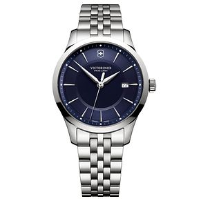 Victorinox Alliance Blue Dial Bracelet Watch - Product number 1044923