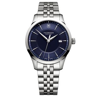 Victorinox Stainless Steel Blue Bracelet Watch - Product number 1044923