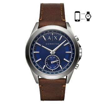 Armani Exchange Connected Drexler Hybrid Men's Watch - Product number 1048198