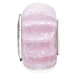 Chamilia Glitter Pink Bead - Product number 1060481