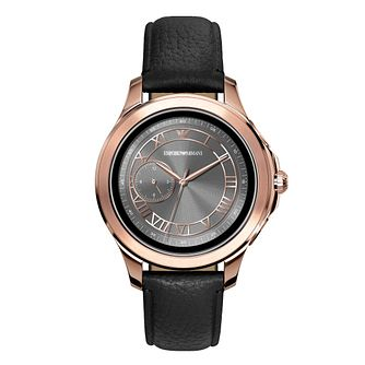 Emporio Armani Connected Alberto Gen 4 Strap Smartwatch - Product number 1061143