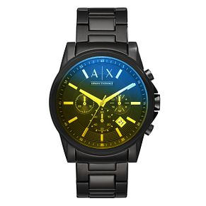 Armani Exchange Outerbanks Men's Steel Bracelet Watch - Product number 1066110