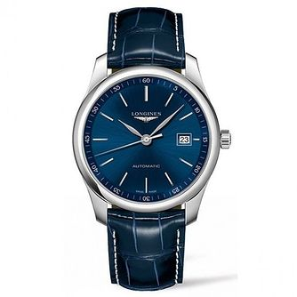 Longines Master Men's Automatic Stainless Steel Strap Watch - Product number 1073583