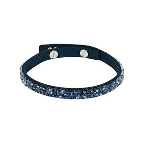 Adore Ladies' Leather Rock Blue Bracelet - Product number 1075322