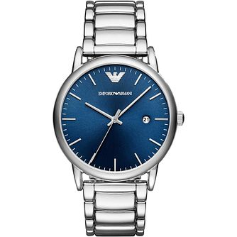 Emporio Armani Valen Men's Stainless Steel Bracelet Watch - Product number 1075519