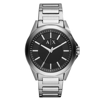 Armani Exchange Drexler Men's Stainless Steel Bracelet Watch - Product number 1095366
