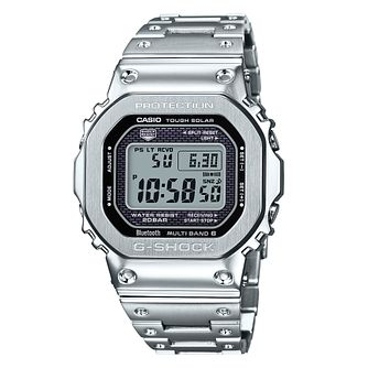 Casio G-Shock Men's Stainless Steel Bracelet Watch - Product number 1095412