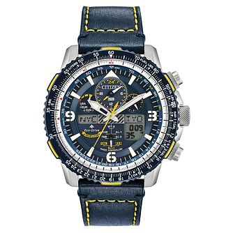 Citizen Promaster Blue Angels Skyhawk Men's Strap Watch - Product number 1098683