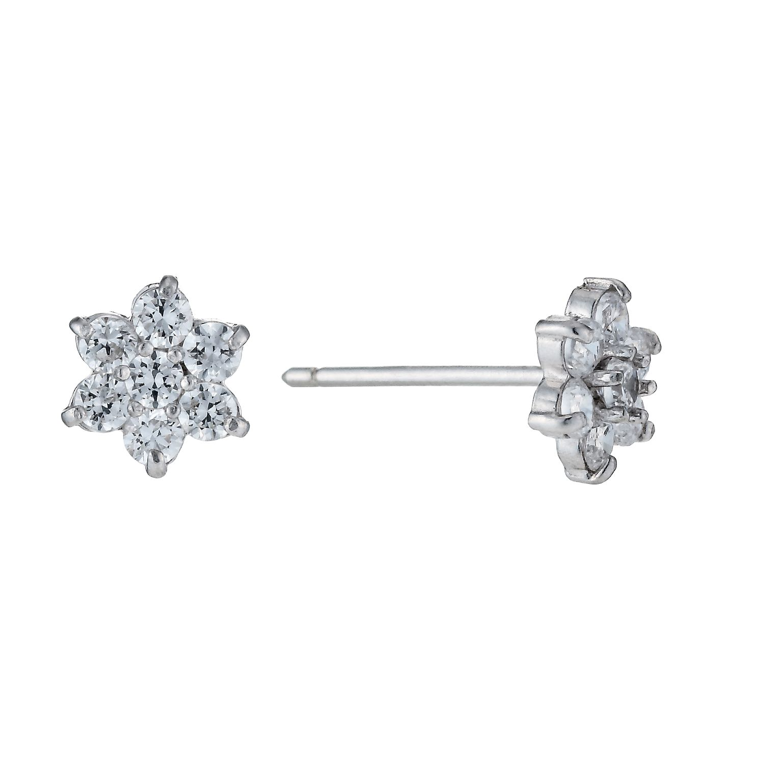 original carlisle stud pearl debbiecarlisle flower by daisy debbie white of mother product earrings