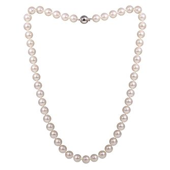 Yoko London Japanese Akoya cultured pearl necklace - Product number 1113569