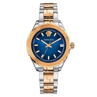 Versace Hellenyium Ladies' Two-Tone Bracelet Watch - Product number 1127578
