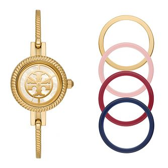 Tory Burch Reva Ladies' Gold Plated Bangle Watch - Product number 1138758