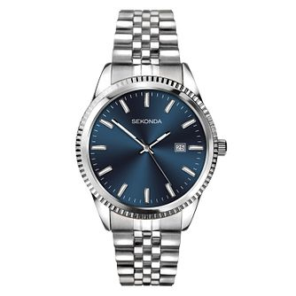 Sekonda Men's Stainless Steel Bracelet Watch - Product number 1141422