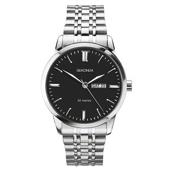Sekonda Men's Stainless Steel Bracelet Watch - Product number 1141600