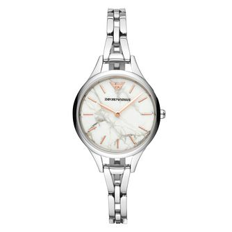 Emporio Armani Stainless Steel Bracelet Watch - Product number 1142216