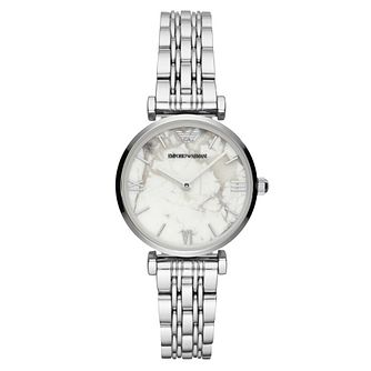 Emporio Armani Stainless Steel Bracelet Watch - Product number 1142224