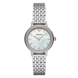 Emporio Armani Ladies' Interchangable Strap Watch Set - Product number 1142259