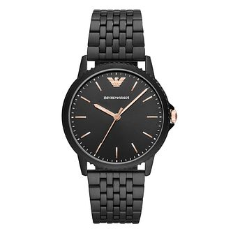 Emporio Armani Men's Interchangable Strap Watch Set - Product number 1142321