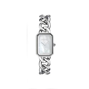 Chanel Premiere Mother of Pearl Dial Bracelet Watch - Product number 1151835