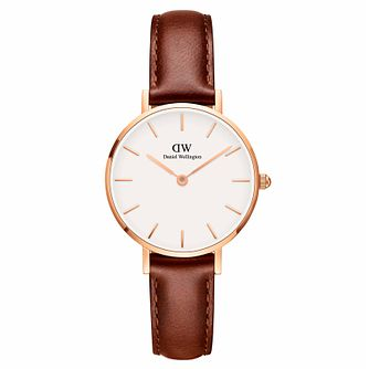 Daniel Wellington Classic St Mawes White Dial Watch - Product number 1176714