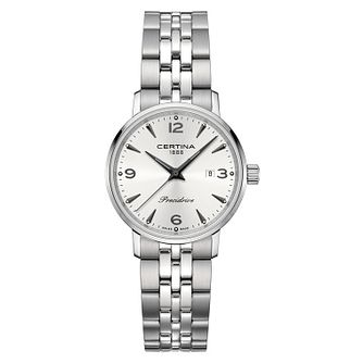 Certina Caimano Ladies' Stainless Steel Bracelet Watch - Product number 1182218