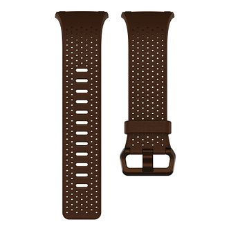 Fitbit Ionic Leather Band Cognac Small - Product number 1185276