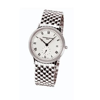 Frederique Constant men's stainless steel bracelet watch - Product number 1229494