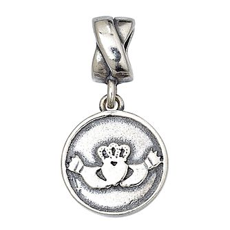 Charmed Memories Claddagh Disk Charm - Product number 1237101