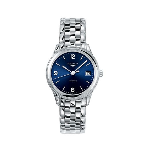 Longines Flagship Men's Blue Dial Bracelet Watch - Product number 1298089