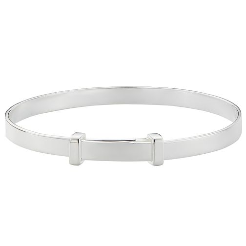 Molly Brown Sterling Silver Expander Bangle - Product number 1298542