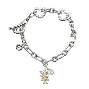 Molly Brown Aurora Sterling Silver & Gold Tone Bracelet - Product number 1298631