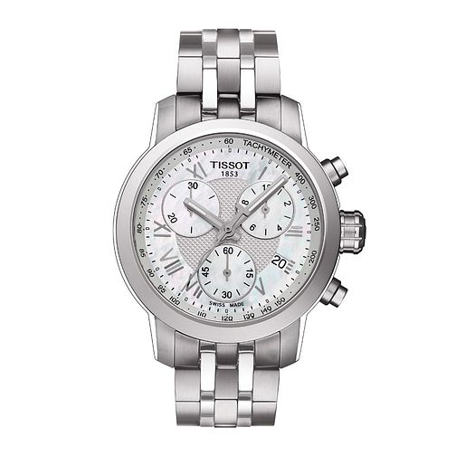 Tissot ladies' stainless steel bracelet watch - Product number 1302167