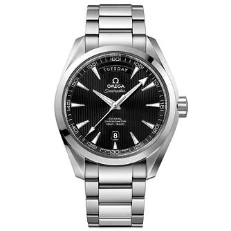 Omega Seamaster Aqua Terra 150m men's bracelet watch - Product number 1314742