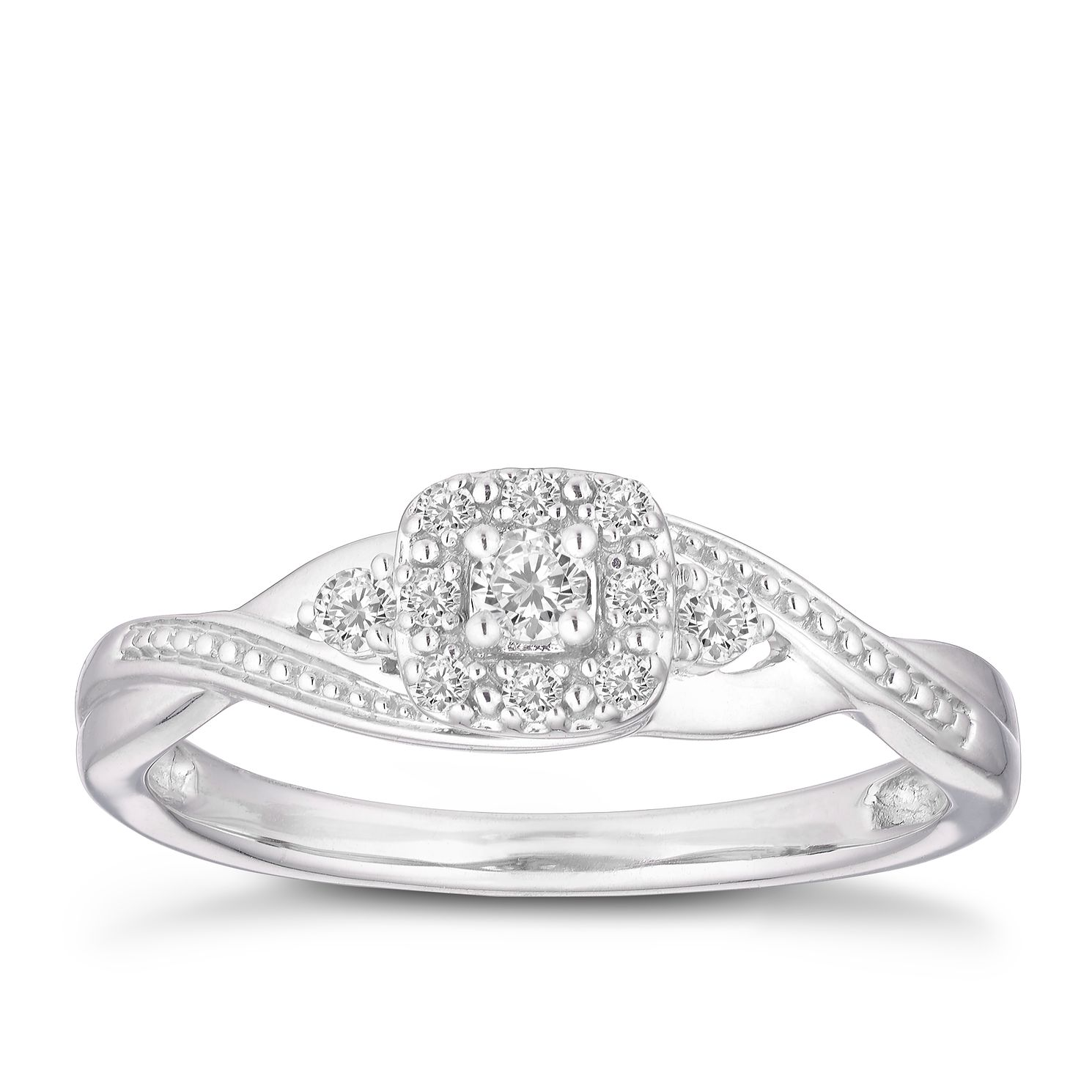 halo engagement settings rings luxury floating of unique diamond wedding leo ring