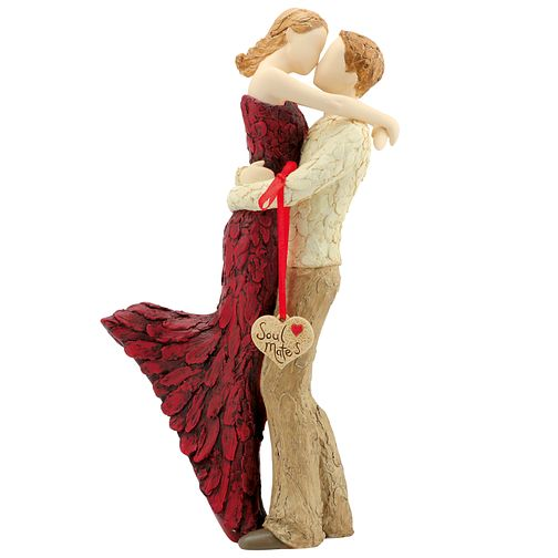 More Than Words Soul Mates Figurine - Product number 1339524