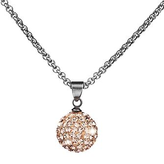 Shimla Gold Crystal Fireball Pendant - Product number 1346113