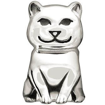 Chamilia Cat Sterling Silver Charm - Product number 1347306
