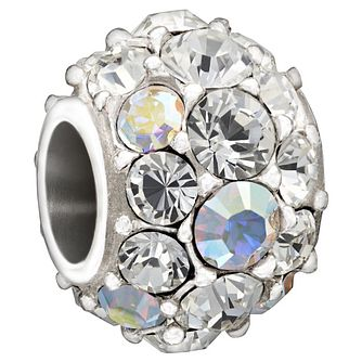 Chamilia Splendor With White Swarovski Crystal Charm - Product number 1347667