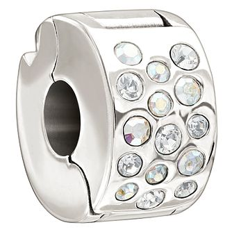 Chamilia Glamour with Swarovski crystal lock charm - Product number 1348930