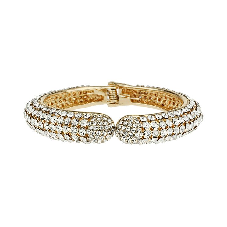 Mikey Yellow Crystal Bangle - Product number 1359665