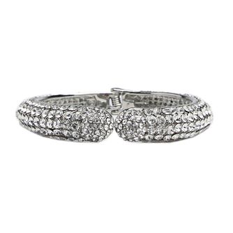 Mikey White Crystal Bangle - Product number 1359673
